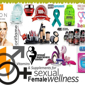 Female Sexual Wellness 18+