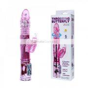 baile-dual-motors-usb-rechargeable-thrusting-rabbit-vibrators-pink